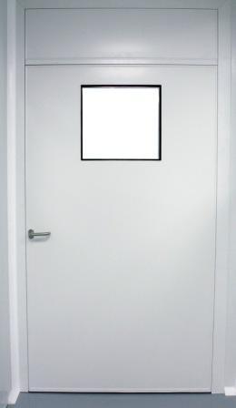 Puerta de Sala Blanca